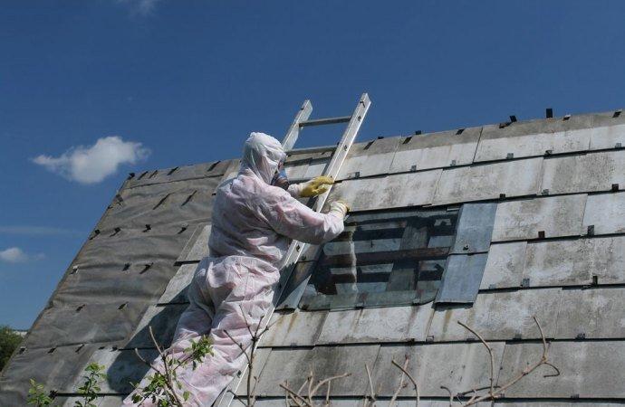 Danni da amianto, le responsabilità del condominio