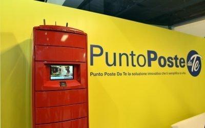 Punto poste da te: la cassetta della posta diventa hi-tech