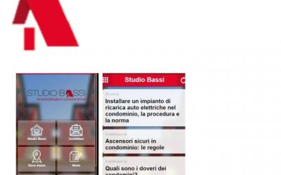 Studio Bassi Amministratore, l'app per semplificare il condominio