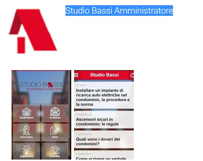 Studio Bassi Amministratore