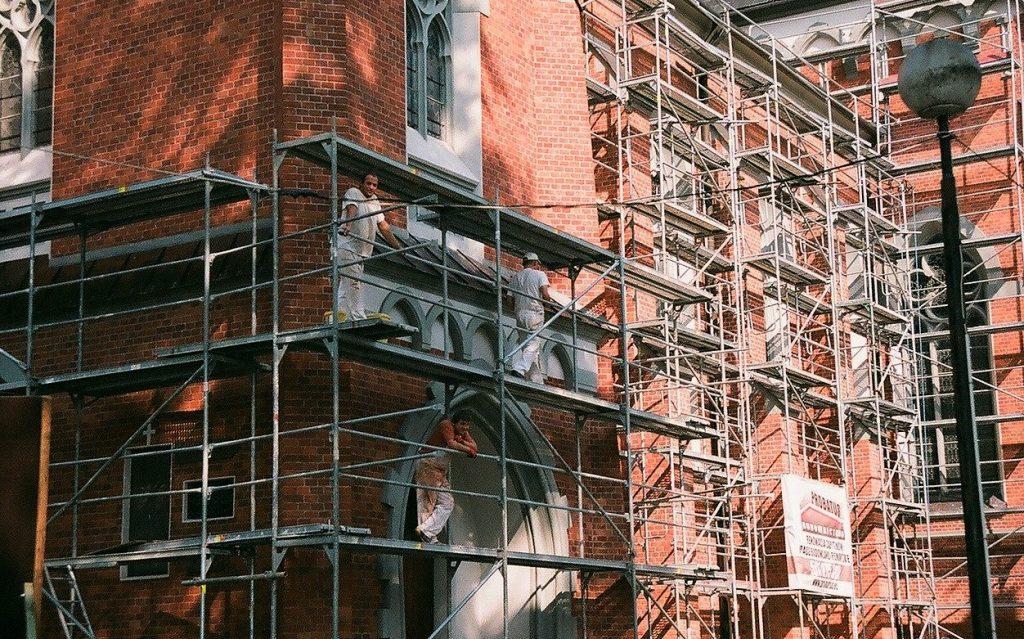 Ristrutturazione di condominio, spese lavori e cessione del credito