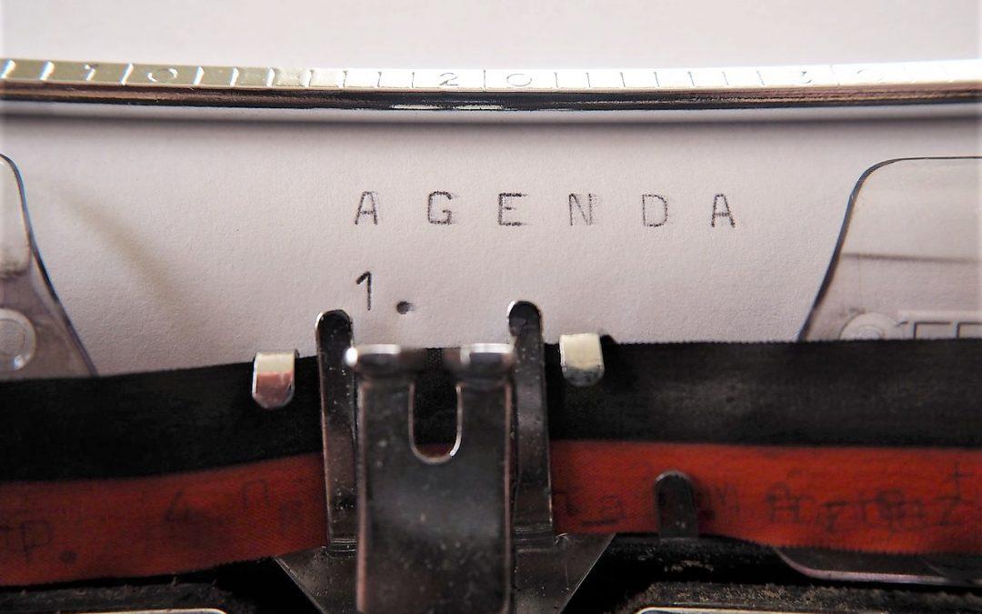 L'importanza di definire l'ordine del giorno nelle riunioni di condominio
