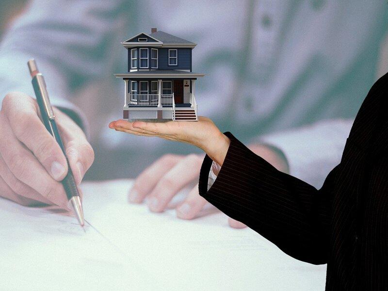 Vendita dell'immobile da parte del proprietario di casa