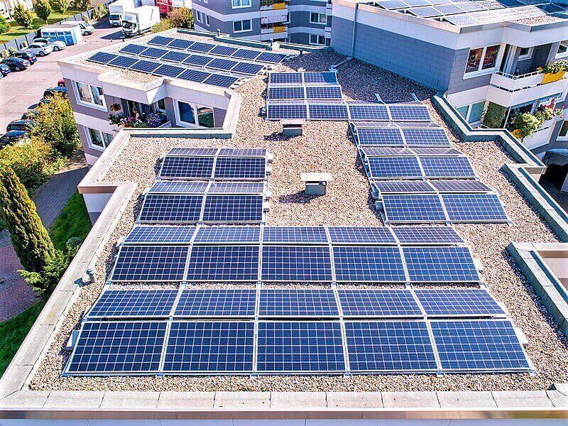 Installazione pannelli fotovoltaici nei condomini