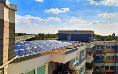 Installazione pannelli fotovoltaici in condominio