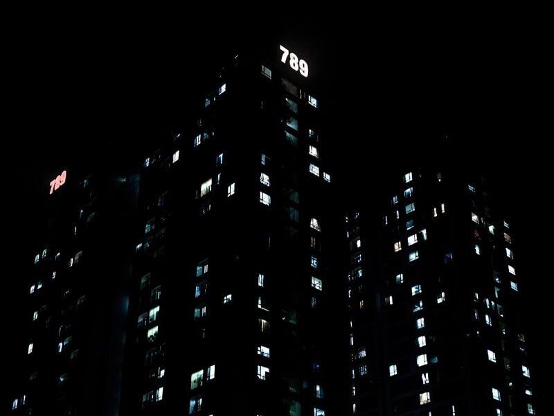 blackout in condominio